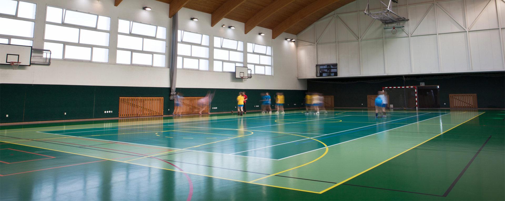 Janzen Sport - Turnhalle