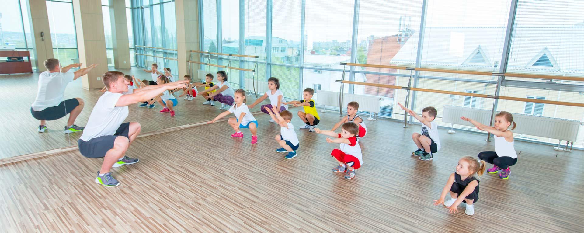 Bewegte Kinder - Janzen Sport